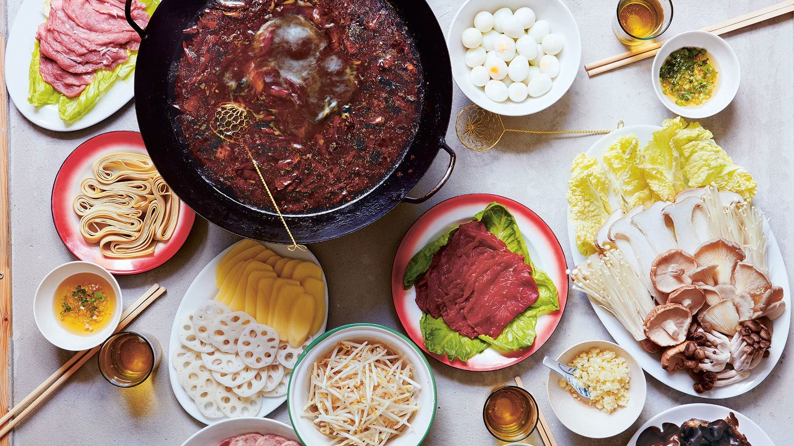 The most famous characteristic of Sichuanese cuisine is its fieriness, derived from the liberal use of ...