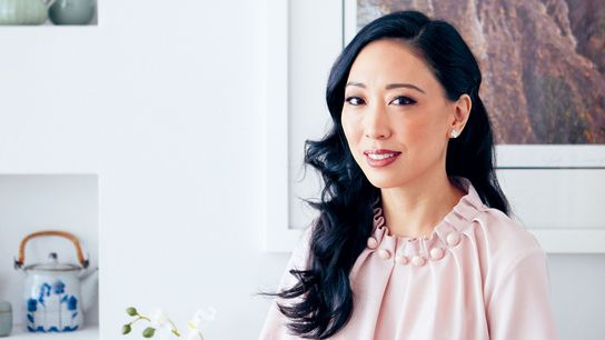 Judy Joo is a London-based Korean-American restaurateur, TV host and cookbook author.
