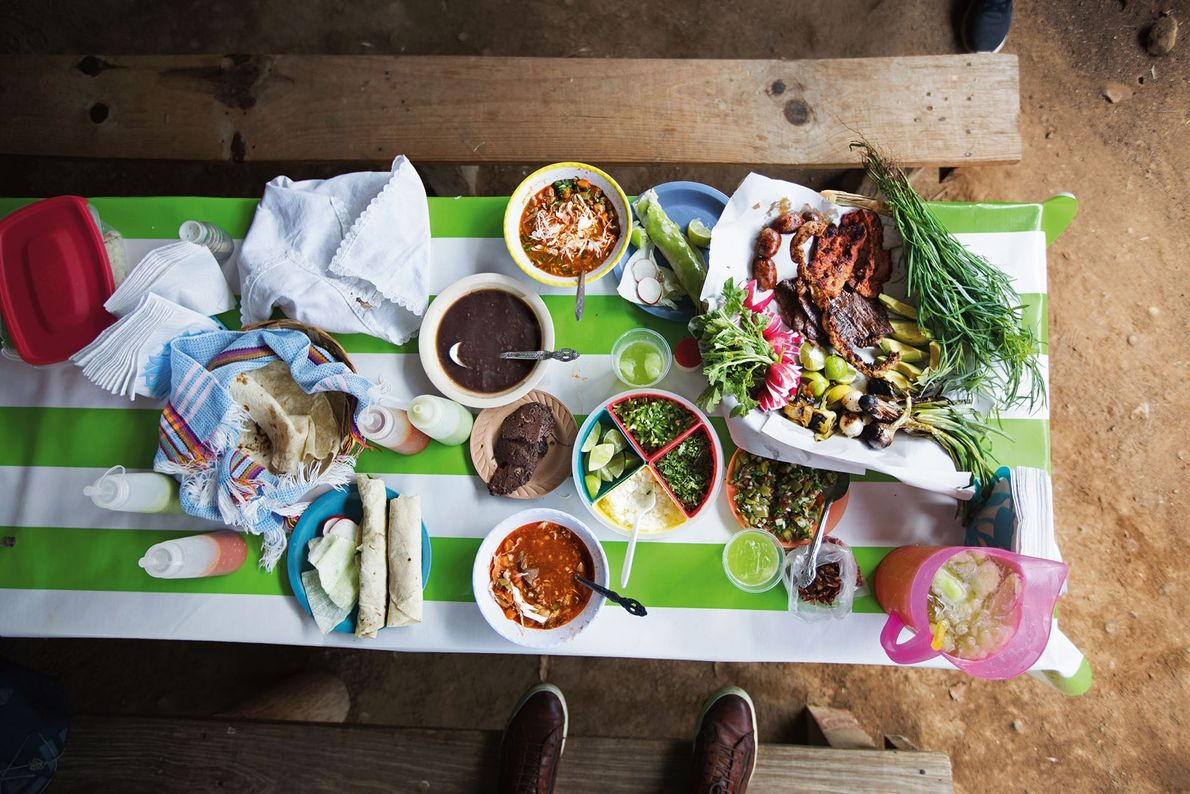 Mole, mezcal and more: a taste of Oaxaca with Bricia Lopez