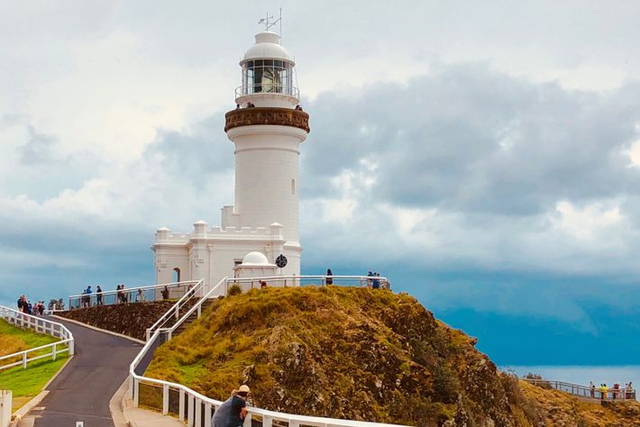 Byron isn't about tick-the-box attractions; the simple things make for good exploring, such as walking up ...