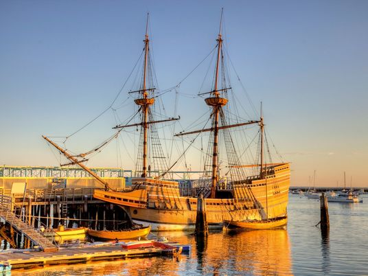 Celebrating the 400th anniversary of the Mayflower on both sides of the Atlantic
