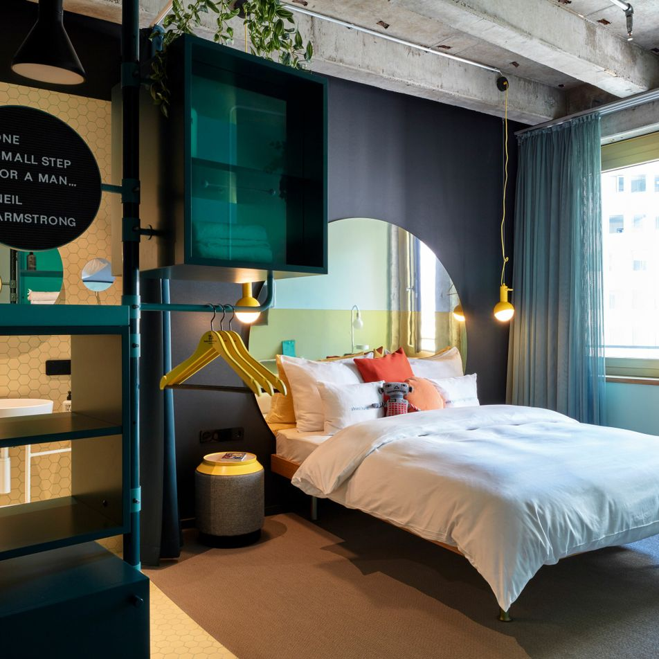 Four chic hotel stays in historic Cologne, Germany