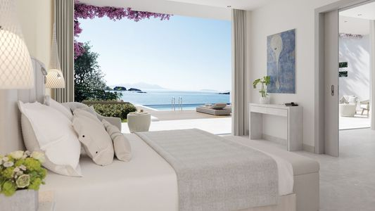 Four of the best coastal hotels in Kos, Greece for 2021