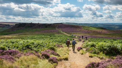 How a new people-powered hiking network could transform travel in the UK