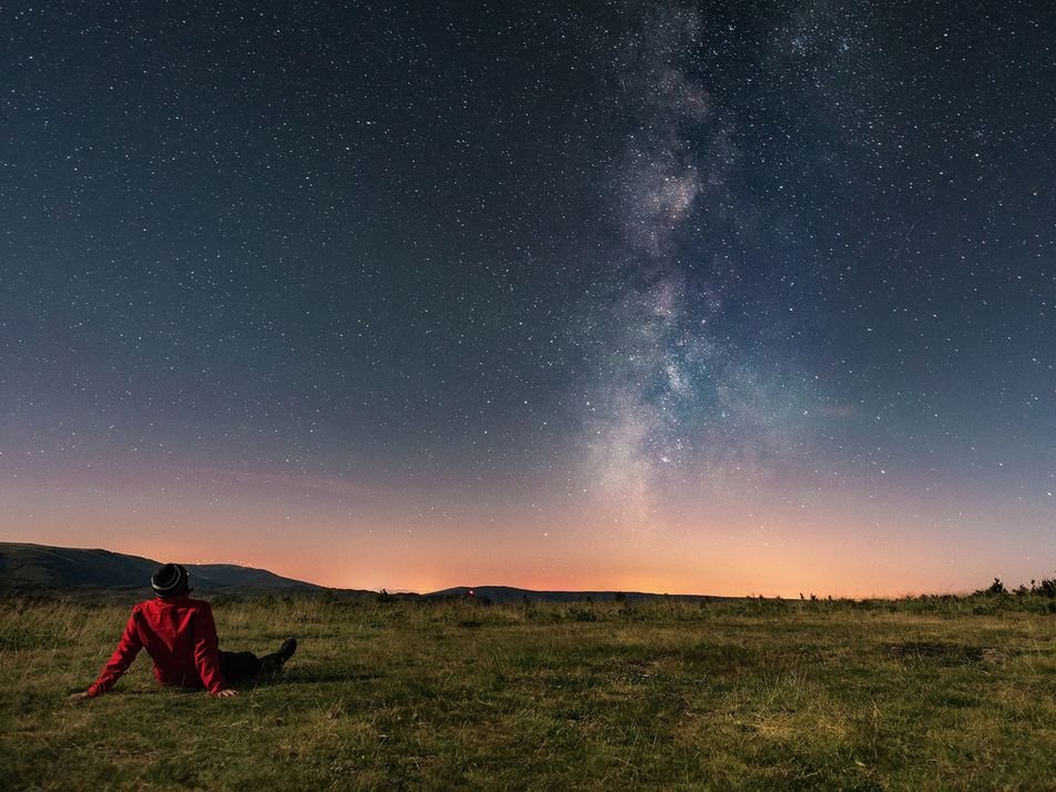 Seize the night: expert tips for stargazing in the UK