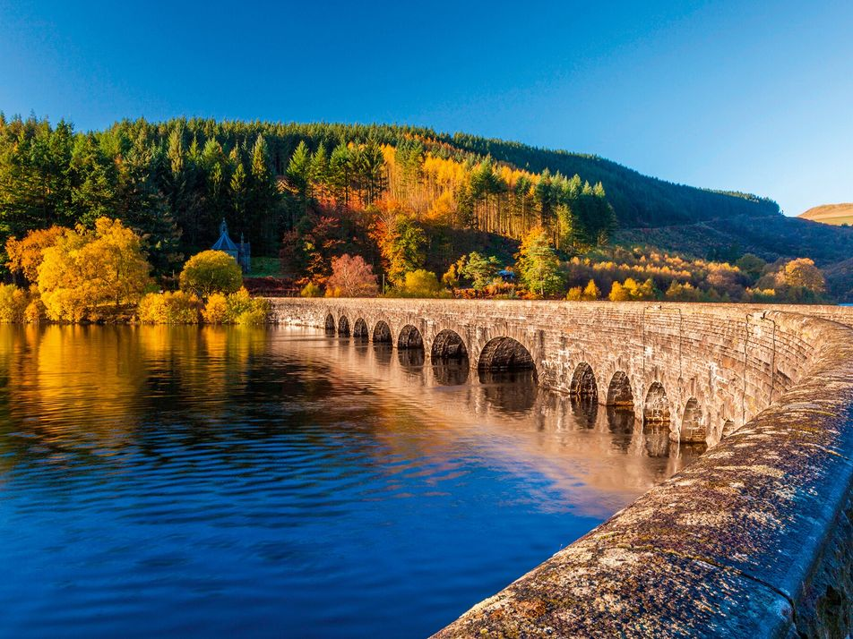 What to do in the Elan Valley, Wales