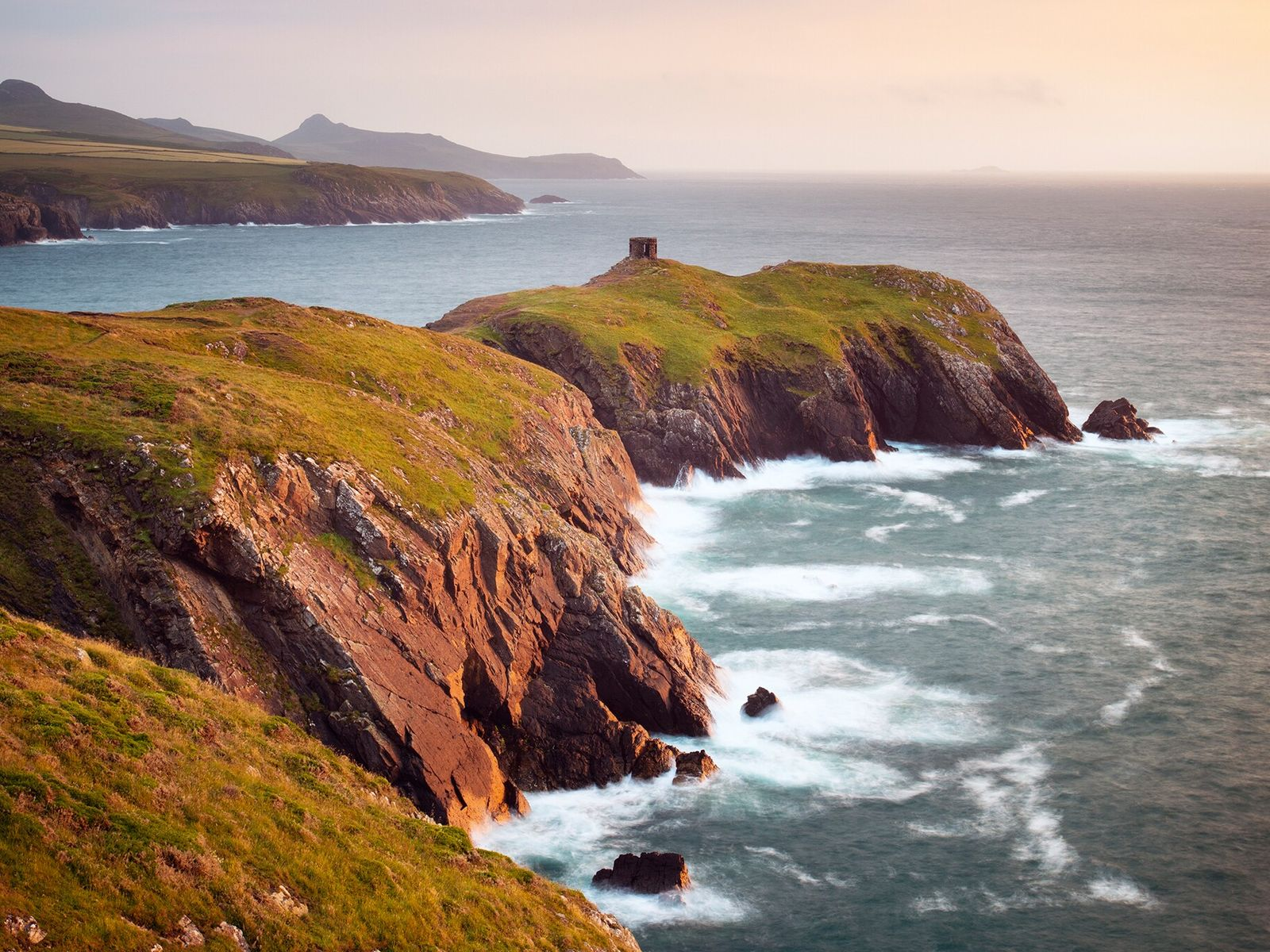 This tiny city in Pembrokeshire, Wales, is home to just 1,600 residents.
