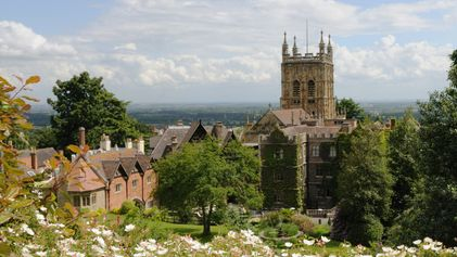 What to do in England's scenic Malvern Hills