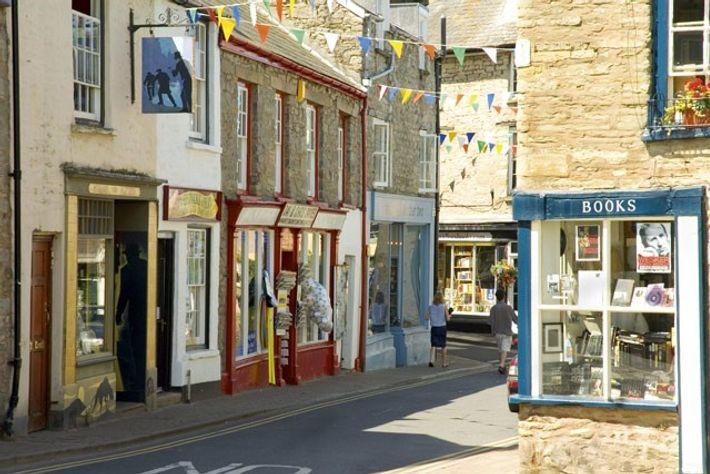 Lion Street, Hay-on-Wye