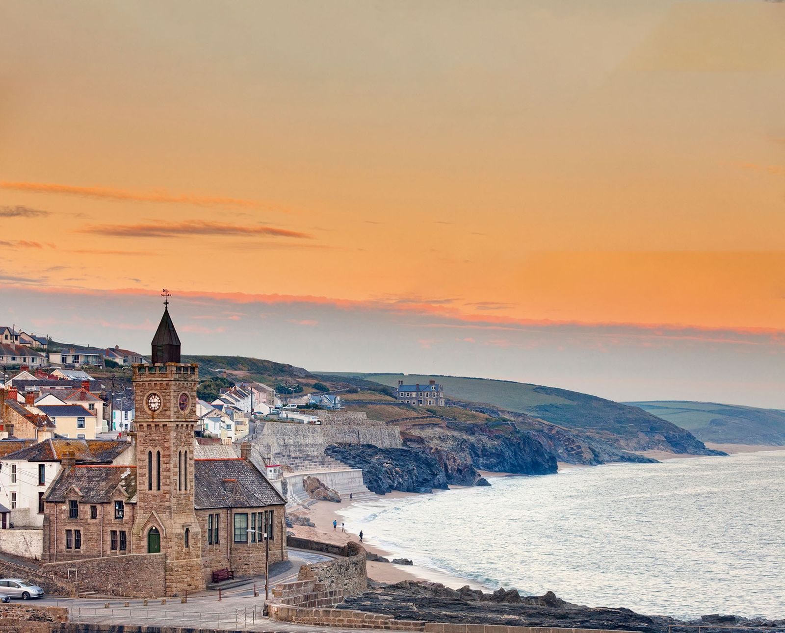 Stay at home: Porthleven, Cornwall