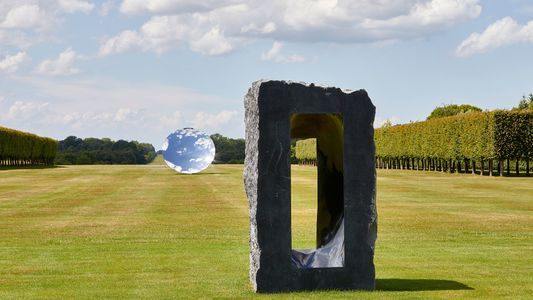 Four new outdoor art experiences in the UK