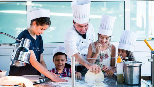 A family affair: top three multi-generational cruises