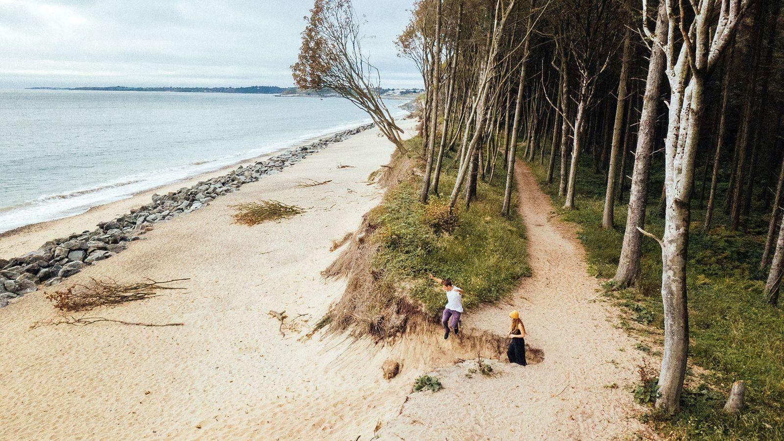 Crossing paths: Ireland and Wales unveil new walking routes