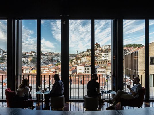 The new wine museum transforming Porto's historic warehouse district