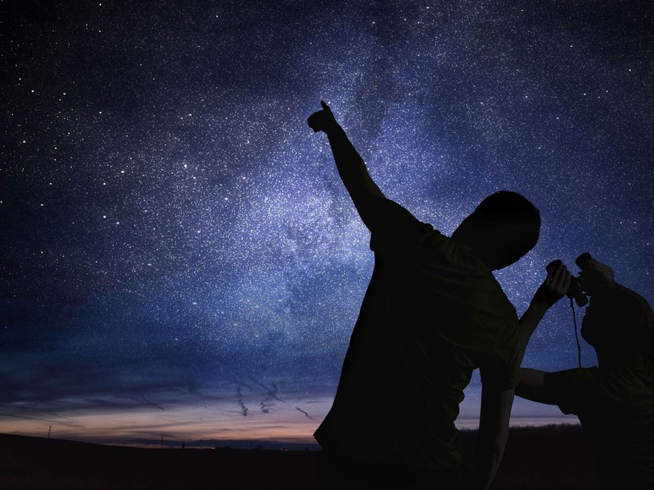 Your new family activity: Stargazing
