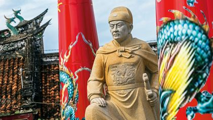 China's greatest naval explorer sailed his treasure fleets as far as East Africa