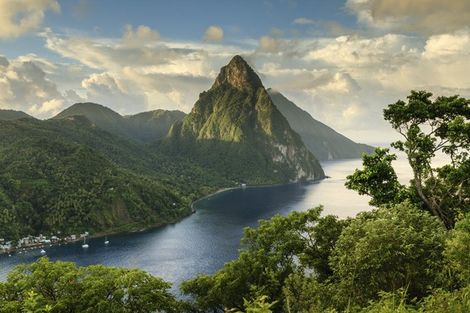 St Lucia: Tales of the Caribbean