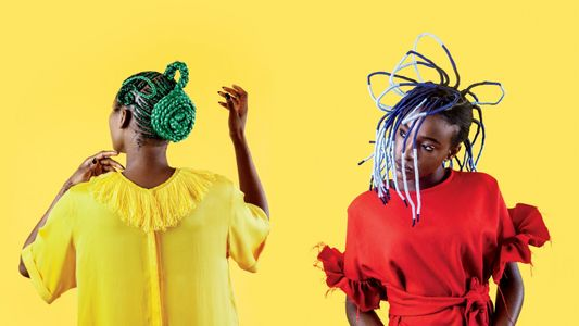 Celebrating the proud culture behind Nigerian hairstyles
