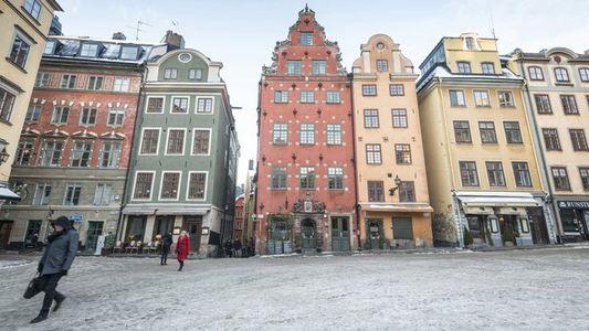 City life: Stockholm