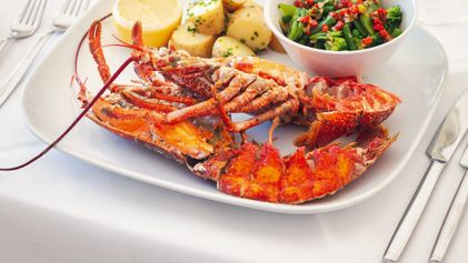 Photo gallery: the celebrated seafood of Stonehaven, Scotland