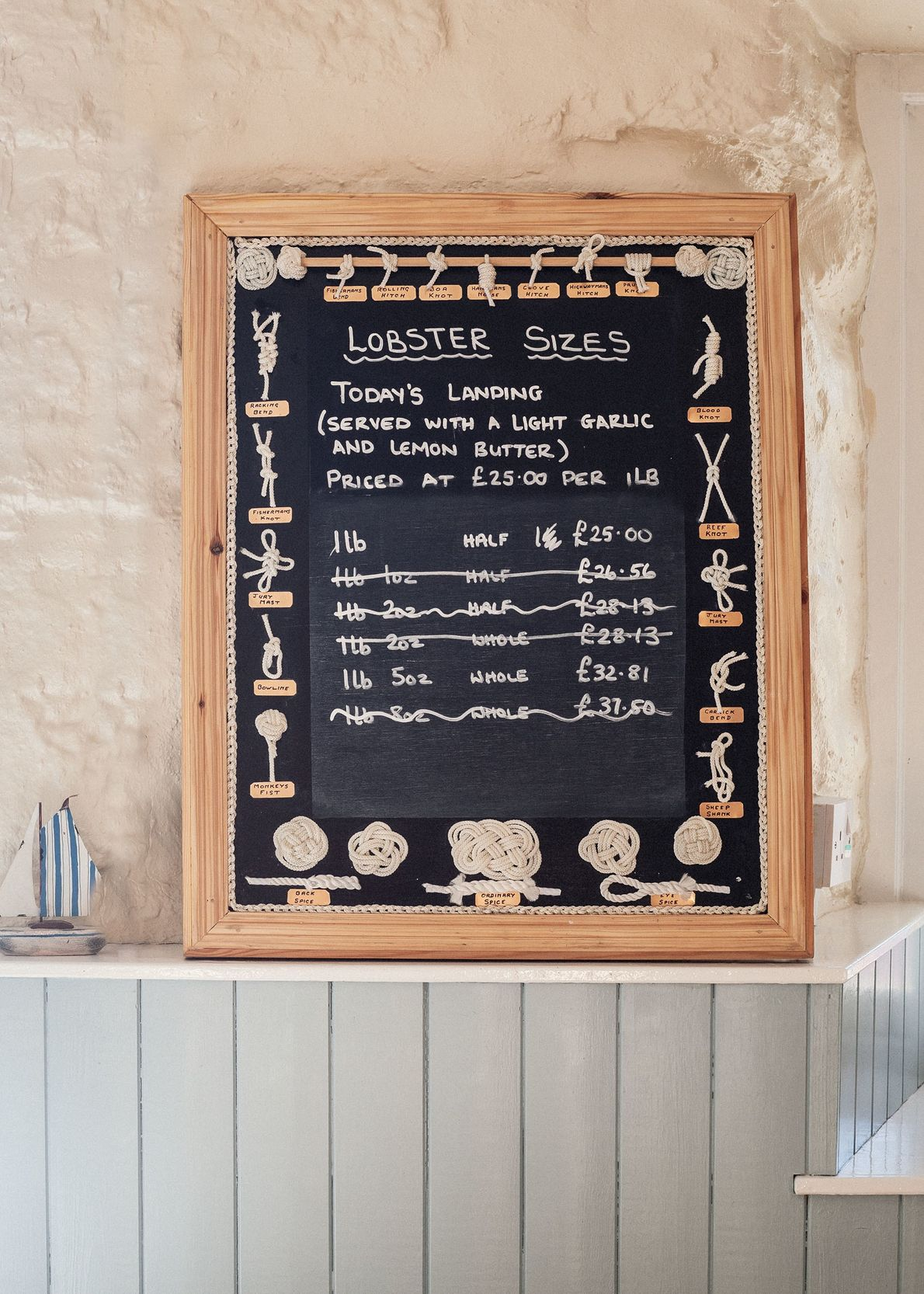 The menu at the Tolbooth is seasonal and changes regularly. This fine dining restaurant is housed ...