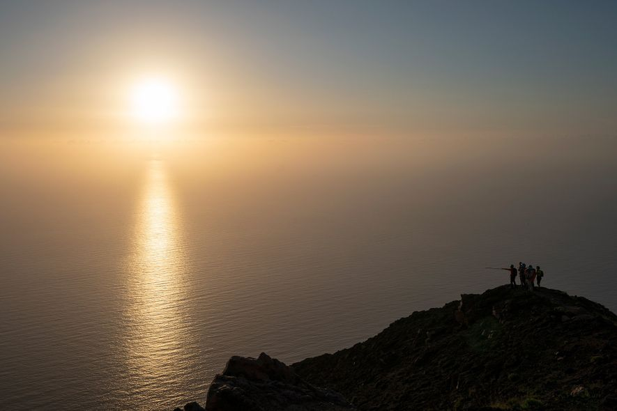 In safe conditions, it takes three to four hours to walk to Stromboli's summit. Although the ...
