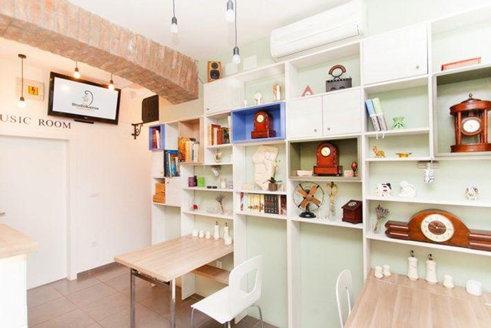 Bed & Breakfast Studio Kairos, Zagreb. Image: Cuckovic Photography