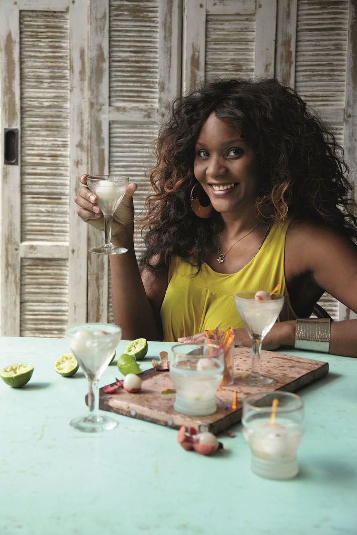 Half-Guadeloupian and half-Martiniquan, Vanessa Bolosier was born and brought up in Guadeloupe and was deeply immersed in ...