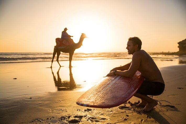 Surf Maroc, Morocco. Image: Getty