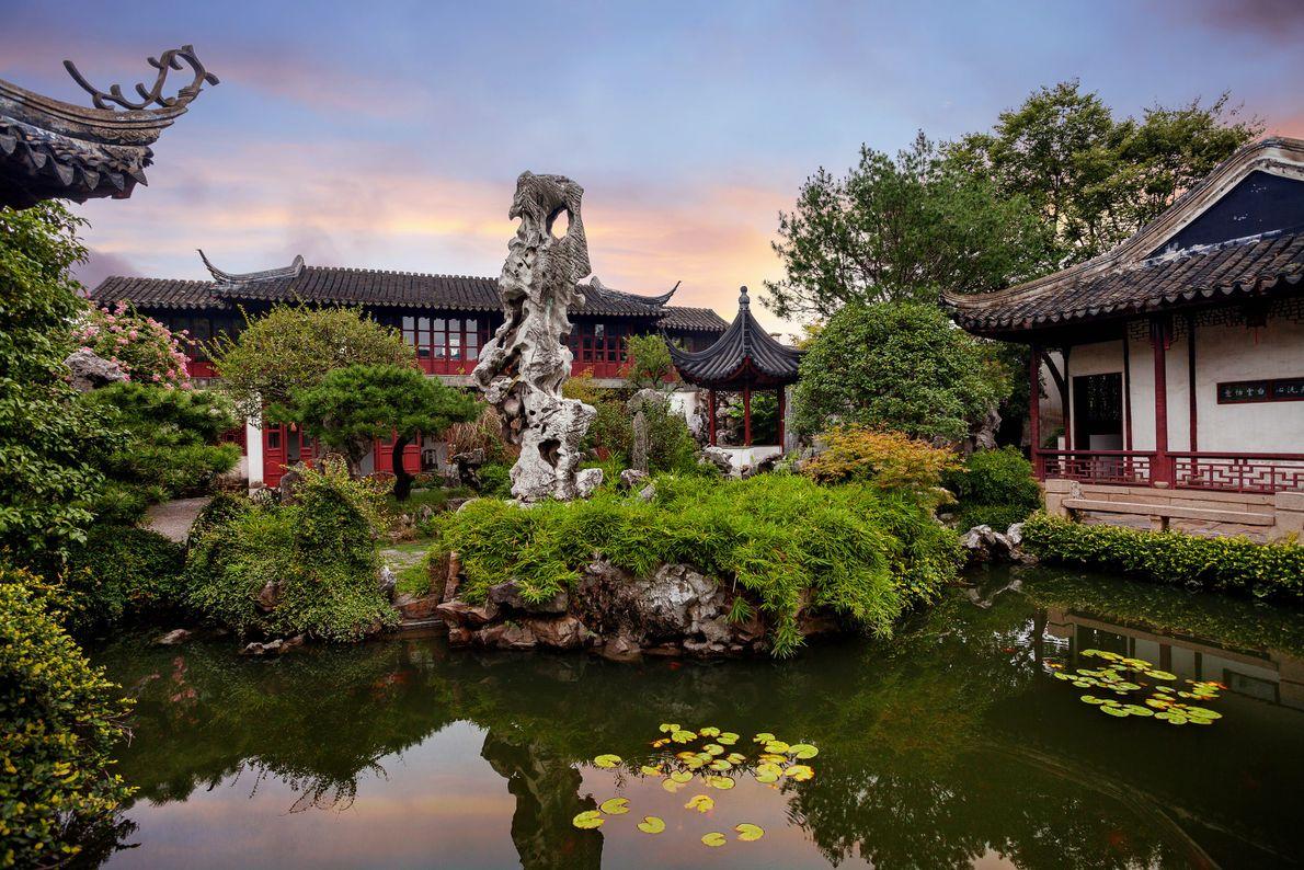 Gardens of Suzhou