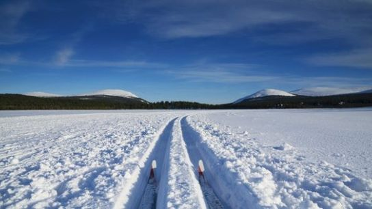 Cross country, Finland