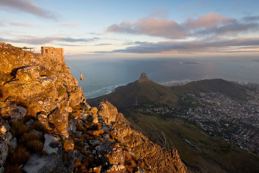 Spend a day hiking the mountain, or opt for the ever-popular cable car trip to the ...