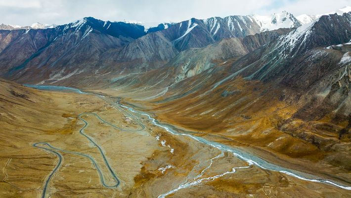 Long, busy roads have crossed the Pamir Plateau for centuries, from the Silk Road to modern ...