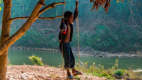 An Orang Asli villager