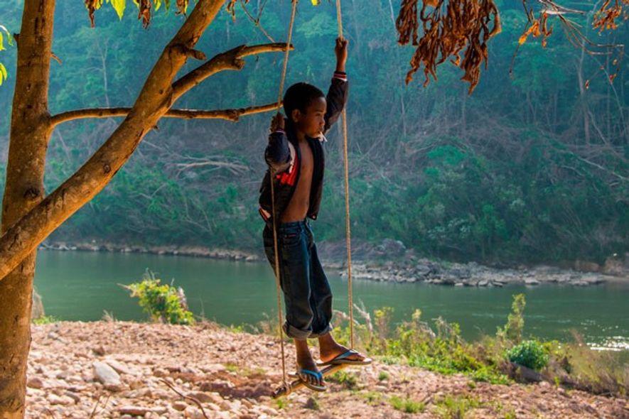 An Orang Asli villager. Image: Alamy