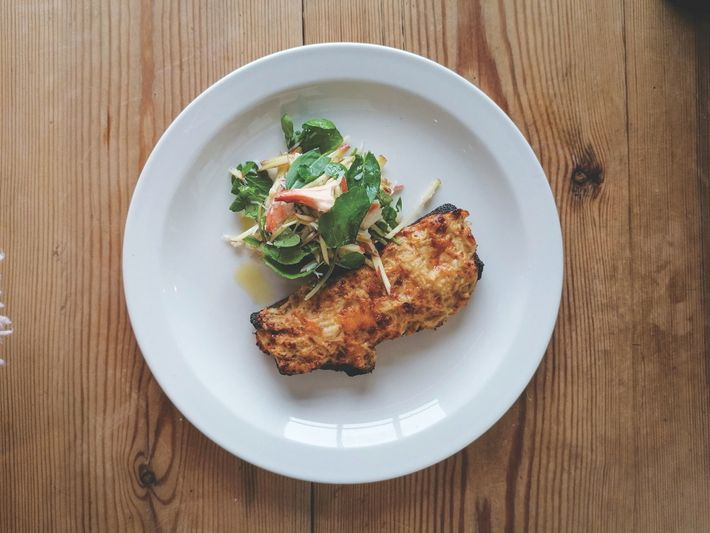 Learn how to make Charlie Langrick's Welsh classic with a crabmeat twist.