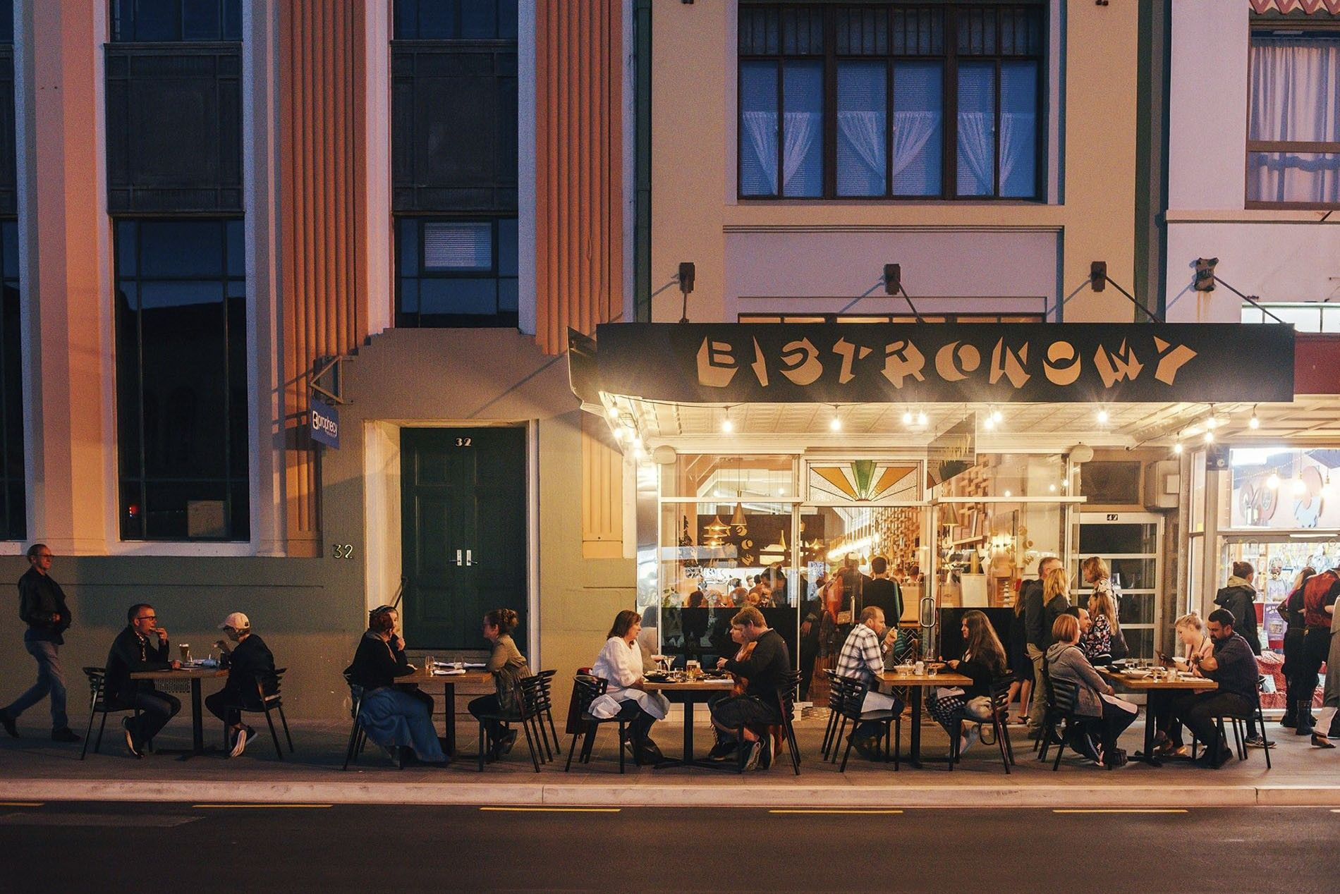 Bistronomy, Napier