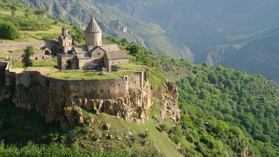 Tatev monastery, Armenia