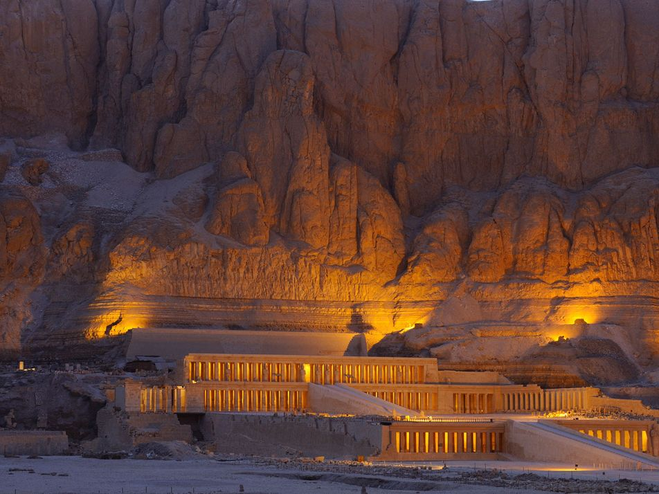 This Temple Honours the Egyptian Queen Who Ruled as King
