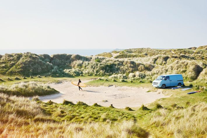 Campervan rentals in the UK have been given a big boost by travellers seeking private accommodation ...