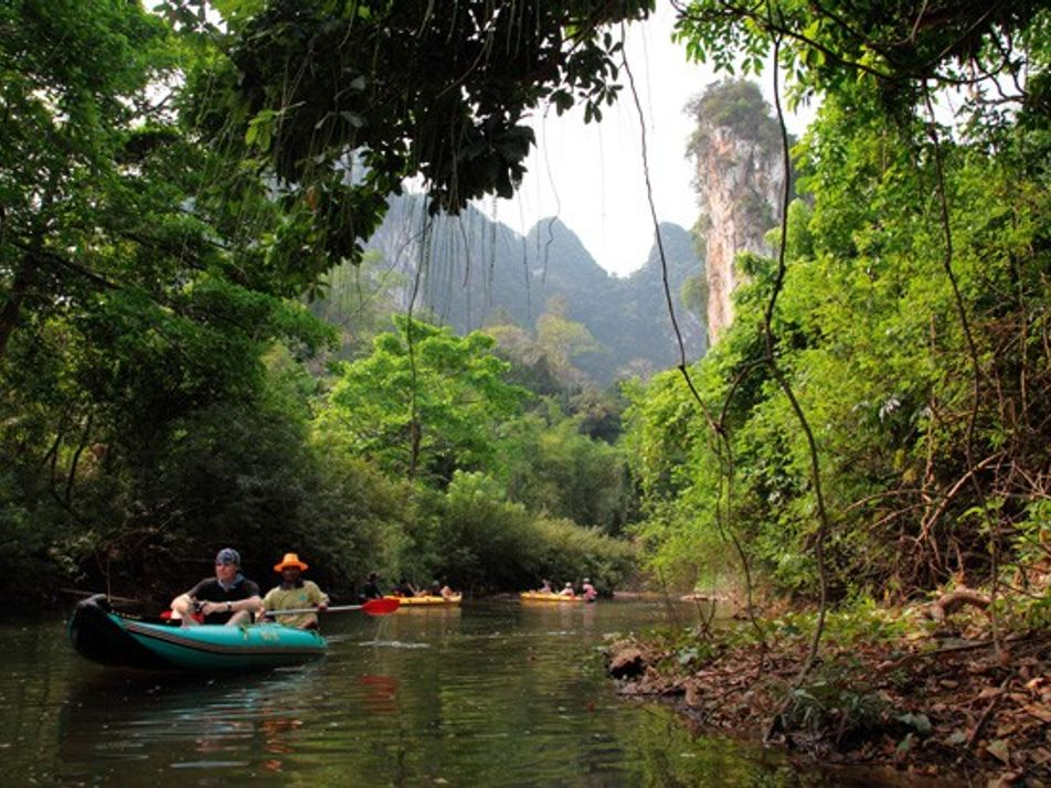 Khao Sok: Thailand's secret garden