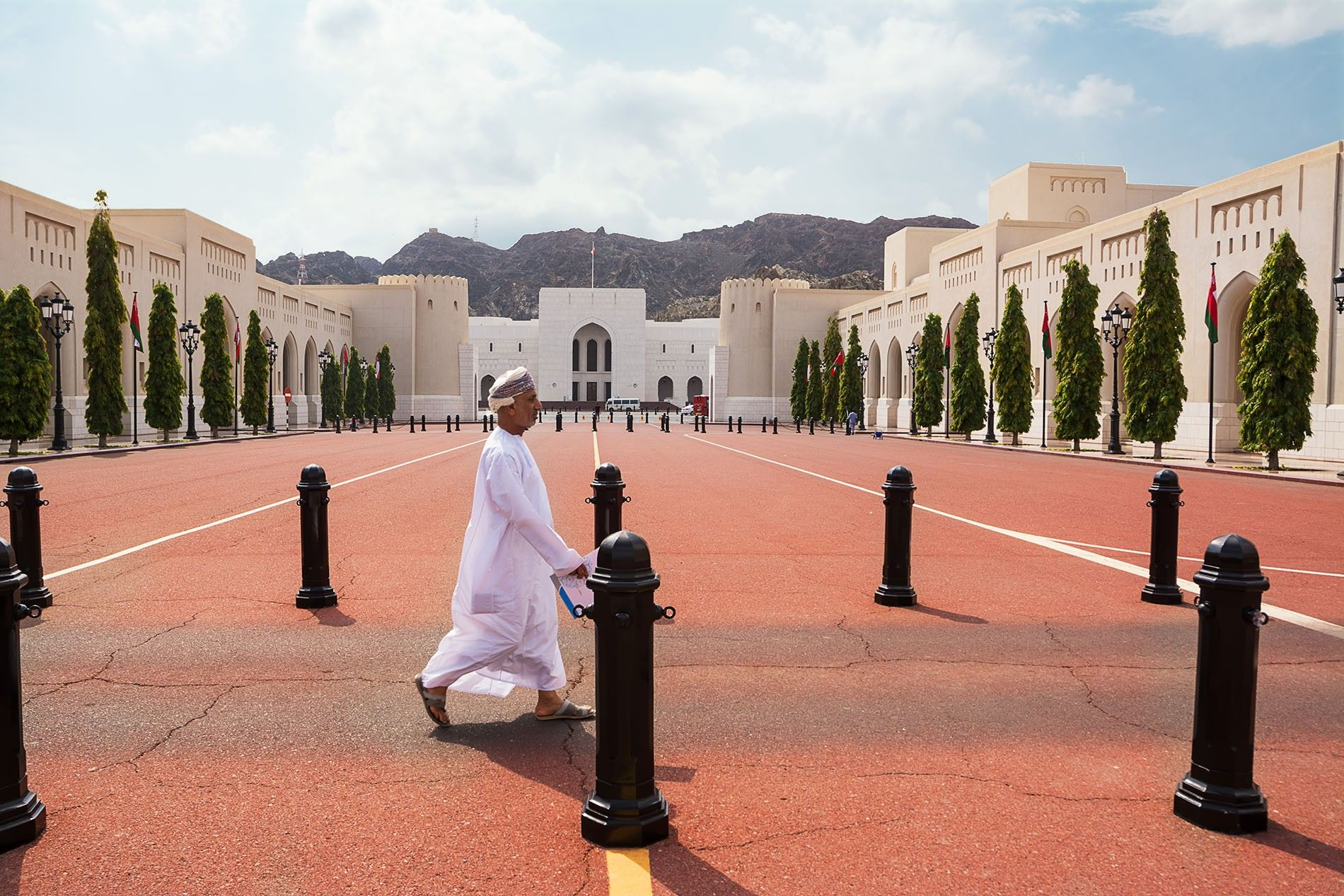 Muscat's National Museum is the best stop for a comprehensive tour of Oman's past.