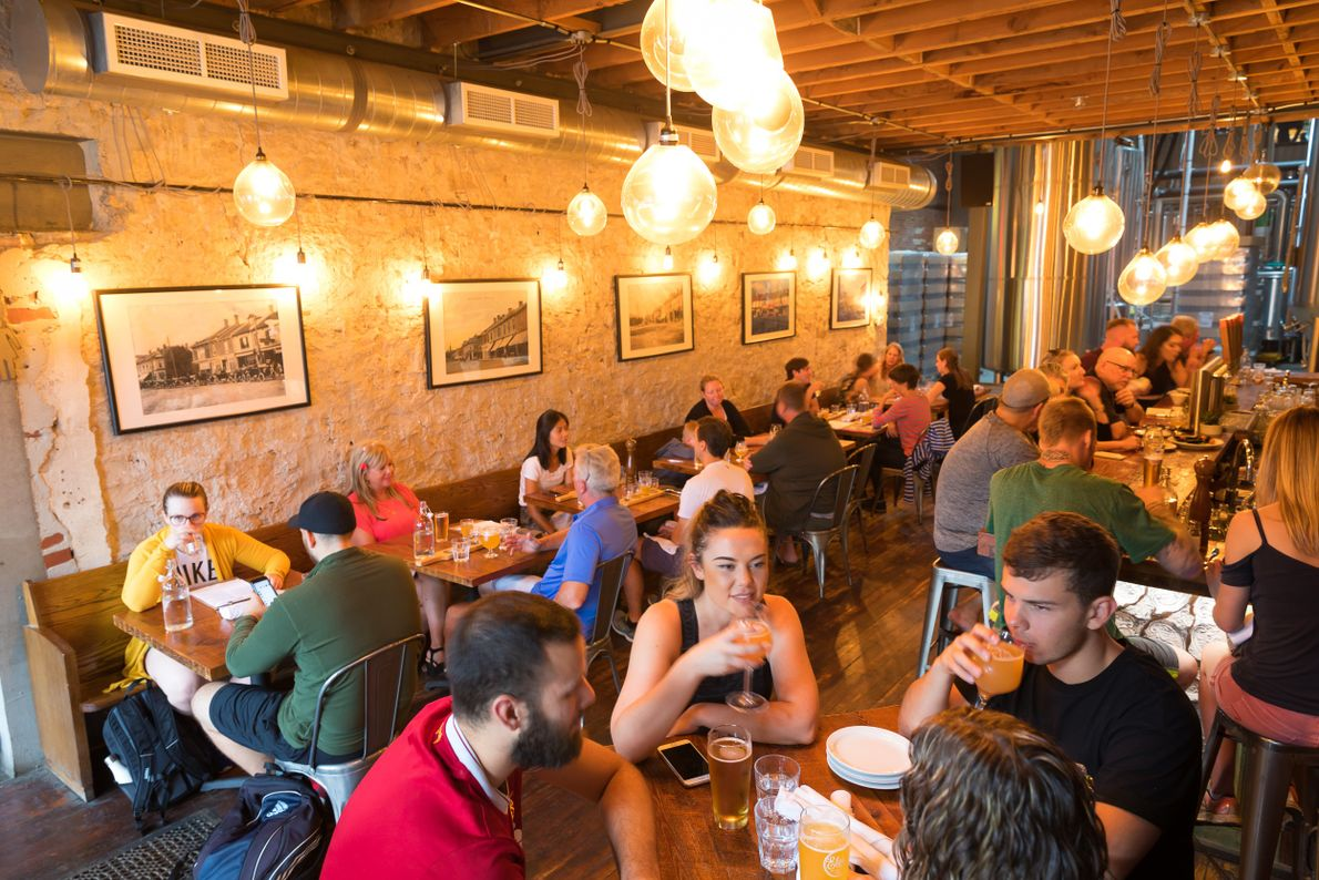 Surrounded by century-old heritage, The Elora Brewing Company provides a true craft beer experience and is ...
