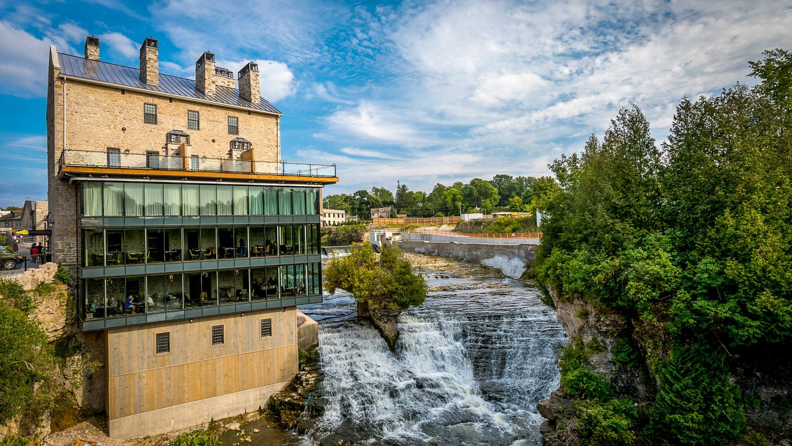 Since 1832 Elora's grist mill has been the focal point of the town. But when the ...