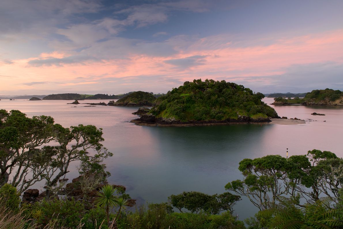 With 144 islands to explore in the Bay of Islands, this subtropical area has plenty of ...
