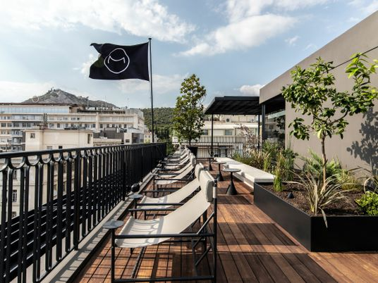 Five chic new hotels in Athens, Greece