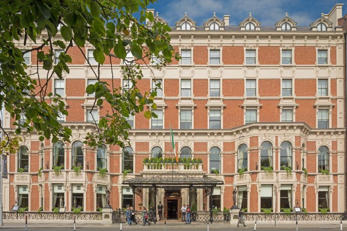 The Shelbourne is a true national institution, having played host to a number of historic events.