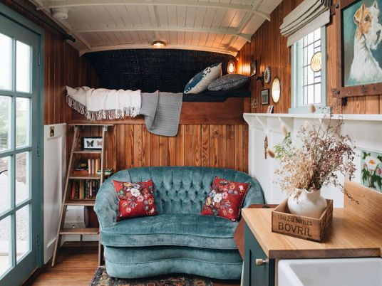 The UK's best vintage vans and trailers to stay in this summer