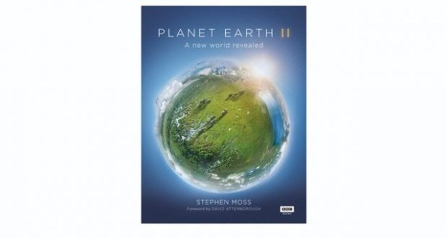 Planet Earth II: A New World Revealed Cover