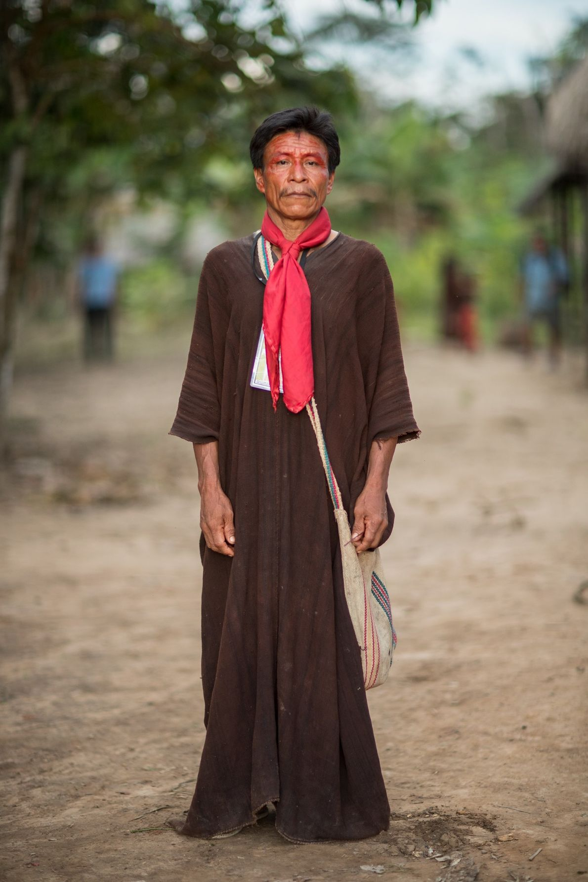 Mashco-Piro tribespeople killed Eduardo Aguilar Malengama's wife (Robaldo and Dicia's mother) in an attack that may ...